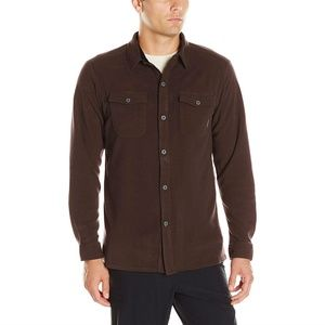 Columbia Mens New Cinder Forest Park Overshirt Top
